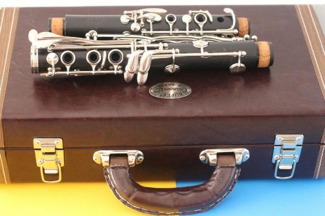 Fantastic Clarinete Buffet Crampon Evette Schaeffer Master Model R13 Download Free Architecture Designs Scobabritishbridgeorg