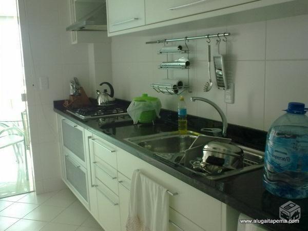 Apartamento 3 Quartos_ Meia Praia _ Vista para mar _ 2 vagas garagem - Foto 17
