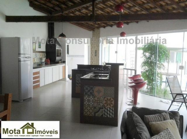 Mota Imóveis - Centro de Araruama Linda Casa 3 Qts com Piscina eÁrea Gourmet. CA-393 - Foto 8