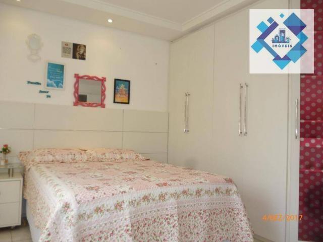 Casa Projetada com elegância e conforto à venda, Vila União, Fortaleza. - Foto 9