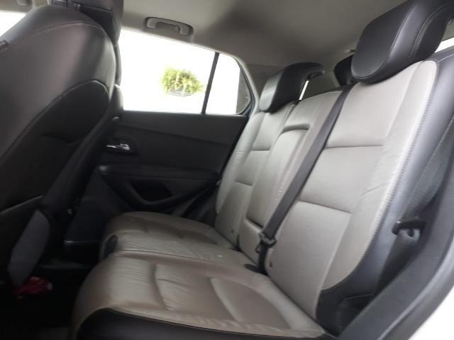 Chevrolet Tracker 1.8 LTZ 4x2 16V 2013/2014 Branca - Foto 9