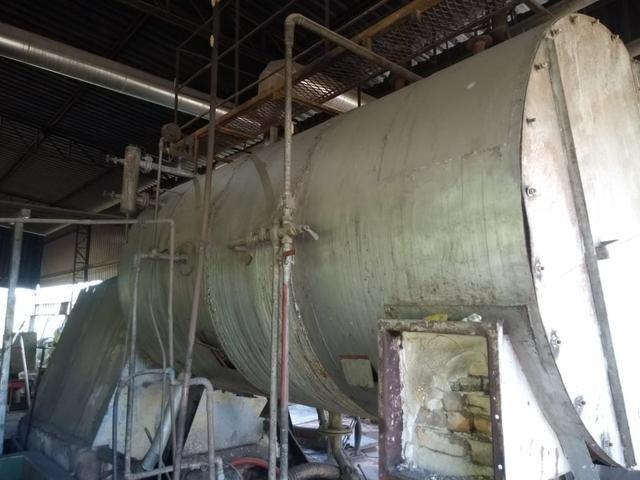 Caldeira a vapor 3.000kg completa - Foto 3