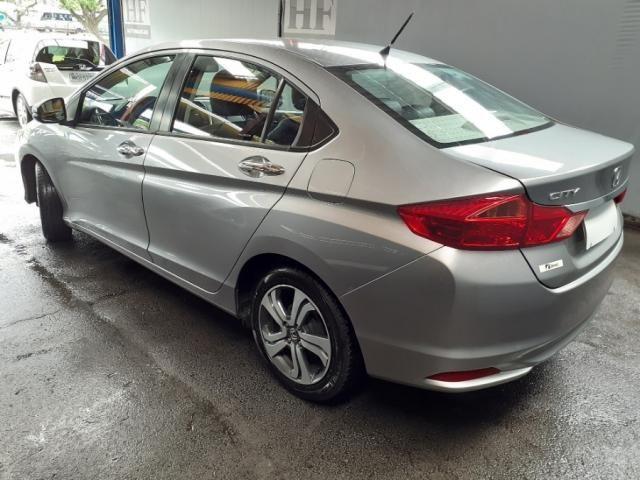 Honda City CITY Sedan EX 1.5 Flex 16V 4p Aut. 4P - Foto 4