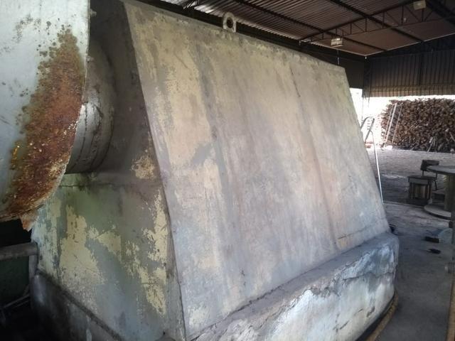 Caldeira a vapor 3.000kg completa - Foto 6