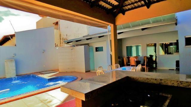 Sobrado 4 Suítes + Escritório, 319 m² c/ armários e lazer na 307 Sul - Foto 13