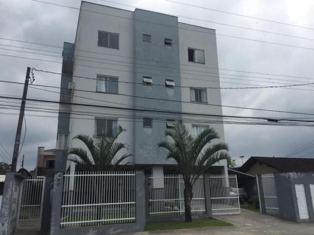 Apartamento à venda com 2 dormitórios em Vila nova, Joinville cod:V46710