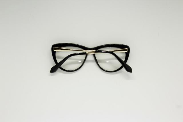 Linda Armação Estilo Gatinho Para Óculos De Grau - Bijouterias ... 3c6e46c628