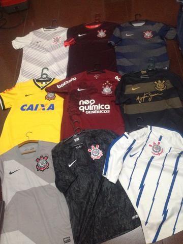 18e78a10d9 Camisa Corinthians Nike Treino 2019 - Esportes e ginástica ...