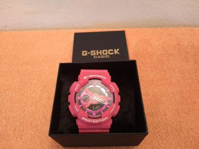b8d682c5c7f Relógio Gshock Feminino modelo Exclusivo em itu - Bijouterias ...