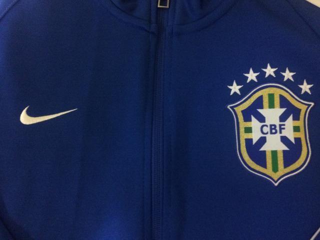 Jaqueta Nike da Seleção Brasileira 2010 - Roupas e calçados - Vila ... ee2df6518d403