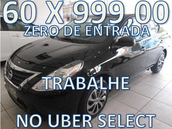 Nissan Versa Versa 1.0 12V S (Flex)