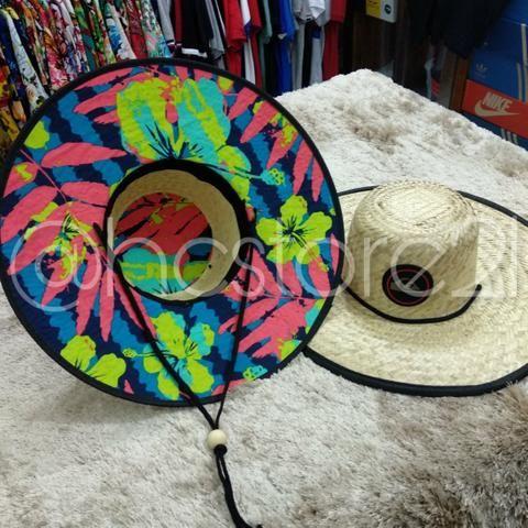 Chapéu de palha - Bijouterias a25e1f2656e