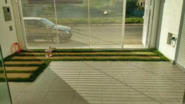 Casa em Ipatinga, 3 qts/suite, 110 m², 2 vags 5x5 mts, piso porc retif. Valor 240 mil - Foto 13
