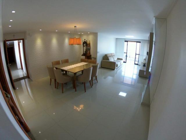 Apartamento à venda com 3 dormitórios em Ponta verde, Maceió cod:268 - Foto 3