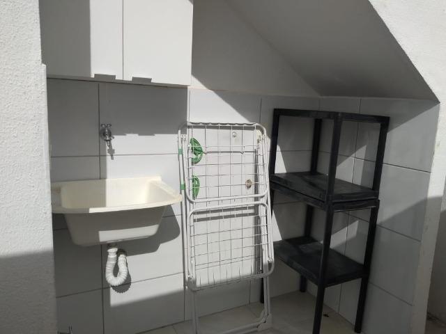 Vendo lindo duplex mobiliado em condomínio fechado em nova parnamirim - Foto 16