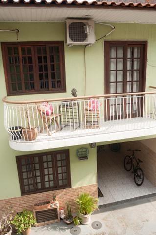Vila da Penha Junto Shopping3000 Casa Duplex SemiLuxo Varanda 2Qts 2Banheiros 1vaga - Foto 16