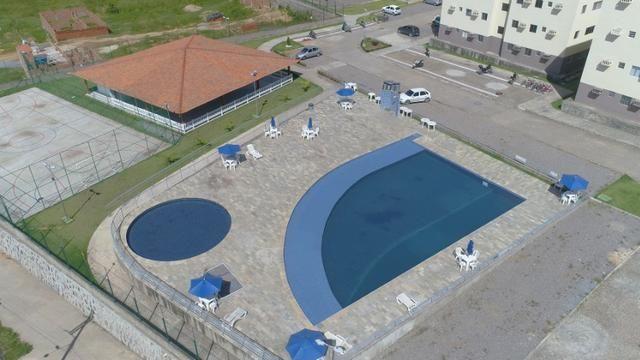 Apartamento com 02 quartos em Vitória de Santo Antão, parcelas em até 60 vezes! - REF. 260 - Foto 4