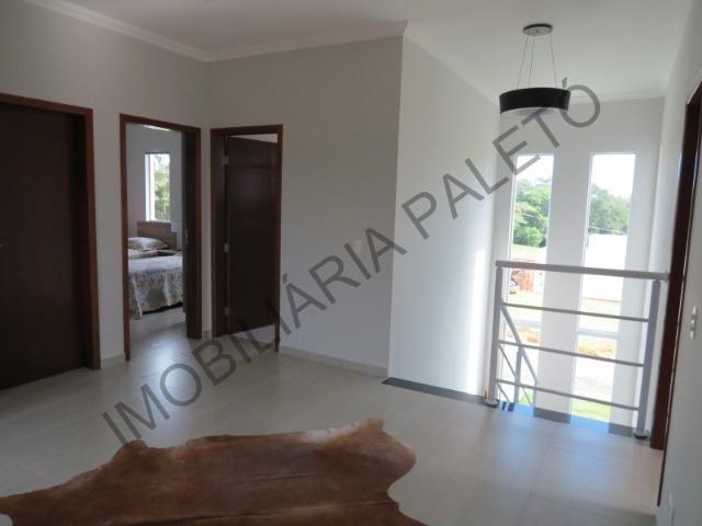 REF 2567 Sobrado 3 dormitórios, frente a área verde do condomínio, Imobiliária Paletó - Foto 6