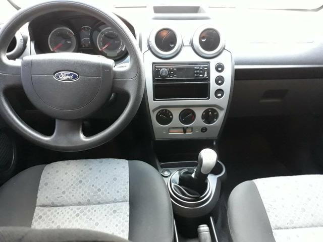 Fiesta 2014 SE 1.6 Hatch completo 2019 vistoriado - Foto 12