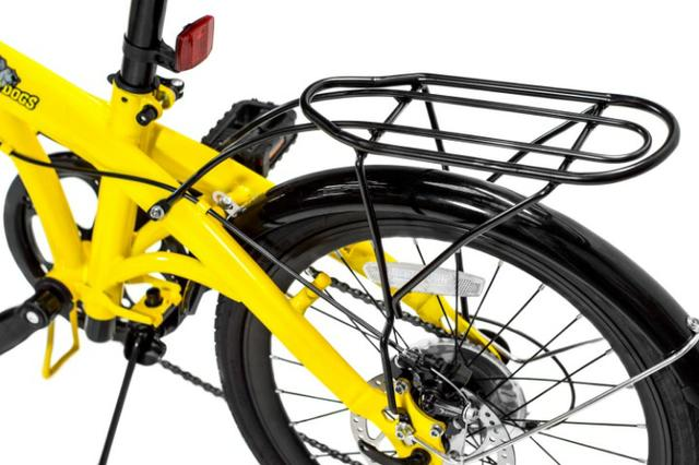 Bicicleta Dobrável Pliage Plus Two Dogs - Foto 2
