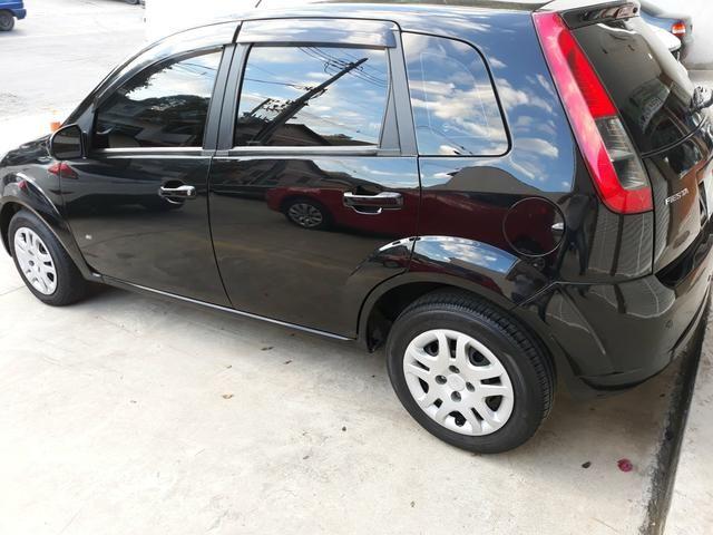 Fiesta 2014 SE 1.6 Hatch completo 2019 vistoriado - Foto 3