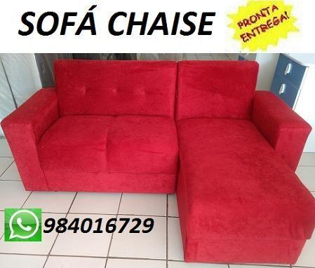 Receba No Mesmo Dia!!Super Promoção de Lindo Sofa Chaise 499,00