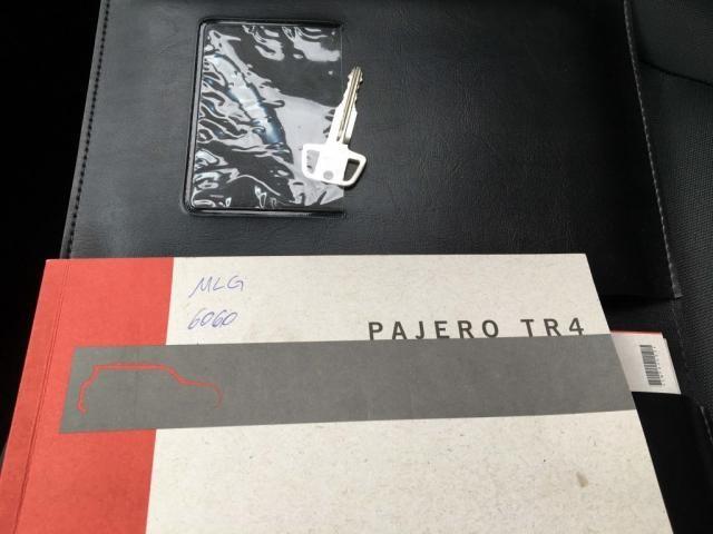 MITSUBISHI PAJERO TR4 2.0 FLEX 16V 4X2 MEC. - Foto 10