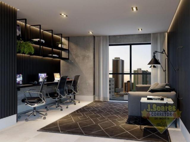 Apartamento 2 Quartos para Venda em João Pessoa, Aeroclube, 2 dormitórios, 1 suíte, 2 banh - Foto 16