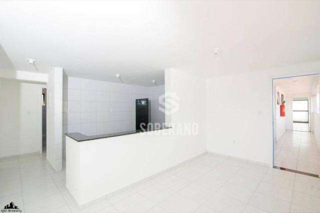 Apartamento com 2 dormitórios à venda, 54 m² por R$ 179.990 - Jardim Cidade Universitária  - Foto 4