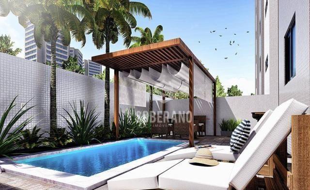 Apartamento com 2 dormitórios à venda, 54 m² por R$ 204.000 - Jardim Cidade Universitária  - Foto 3