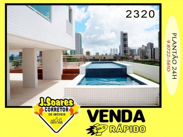 Apartamento 3 Quartos para Venda em João Pessoa, Aeroclube, 3 dormitórios, 1 suíte, 3 banh