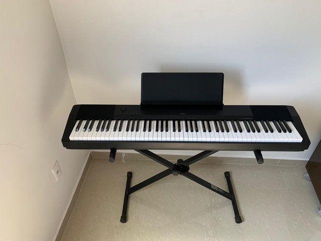 Piano eletrônico CASIO - CDP-120