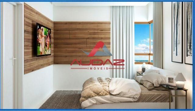 Apartamento à venda com 1 dormitórios em Ponta de campina, Cabedelo cod:1500 - Foto 6
