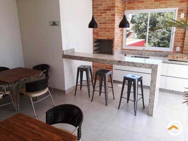 Apartamento à venda com 3 dormitórios em Parque amazônia, Goiânia cod:4142 - Foto 9