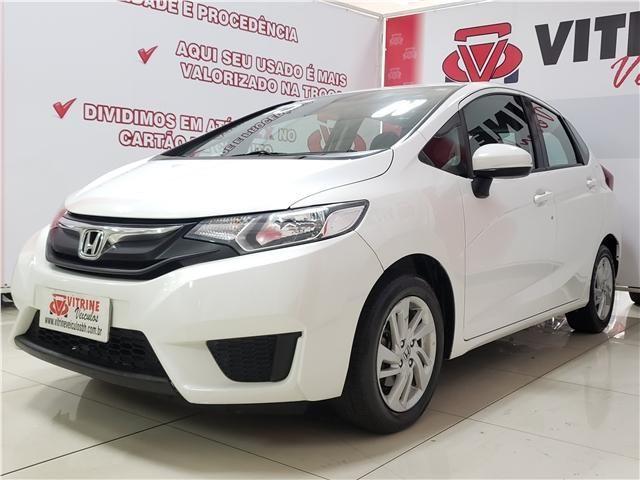 Honda Fit 1.5 lx 16v flex 4p automático - Foto 4