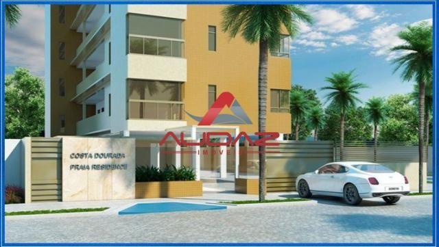 Apartamento à venda com 1 dormitórios em Ponta de campina, Cabedelo cod:1500 - Foto 3