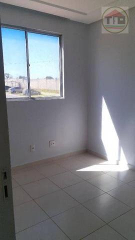 Apartamento com 3 dormitórios à venda, 60 m² por R$ 160.000 - total vile- Nova Marabá - Ma - Foto 16