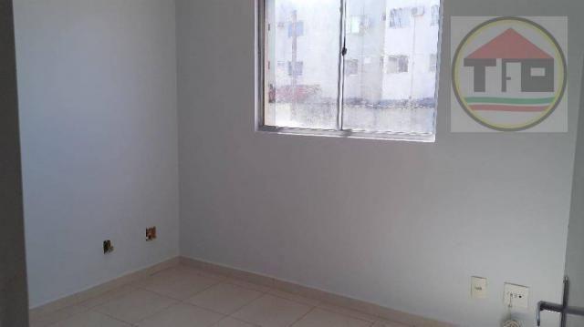 Apartamento com 3 dormitórios à venda, 60 m² por R$ 160.000 - total vile- Nova Marabá - Ma - Foto 12