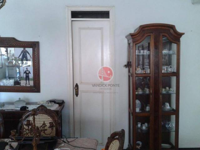 Apartamento com 3 dormitórios à venda, 150 m² por R$ 580.000,00 - Meireles - Fortaleza/CE - Foto 7