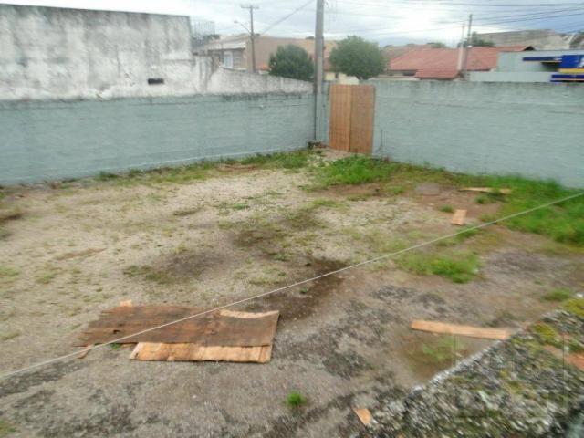 Terreno para alugar, 310 m² por R$ 2.000,00/mês - Capão da Imbuia - Curitiba/PR - Foto 6