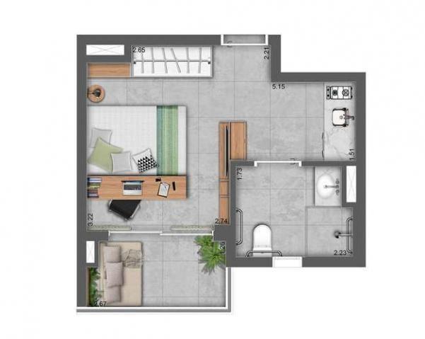 Studios e 1 dormitório - ao lado da estação Oscar Freire - Pinheiros, SP - Foto 19