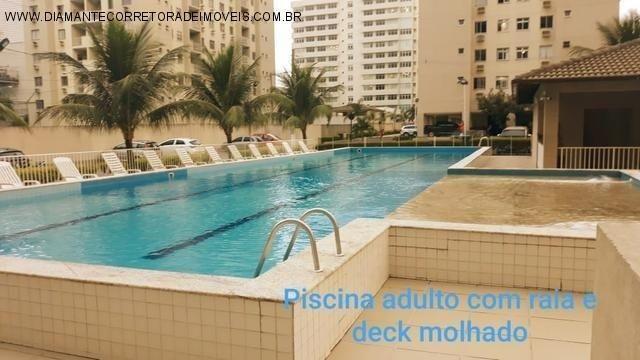 Apartamento à venda com 3 dormitórios em Colina de laranjeiras, Serra cod:AP00197 - Foto 5