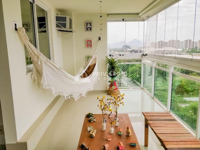 Apartamento à venda, 3 quartos, 2 vagas, Camorim - RIO DE JANEIRO/RJ - Foto 9