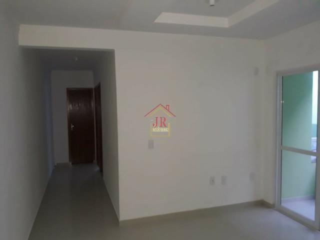 AL@-Apartamento com 02 dormitórios, banheiro social, cozinha, - Foto 10