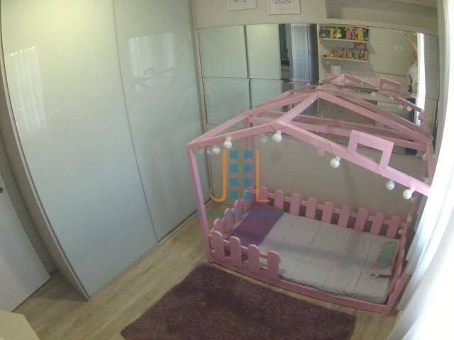 Sobrado em condomínio três quartos sendo uma suíte no Pinheirinho - Foto 12