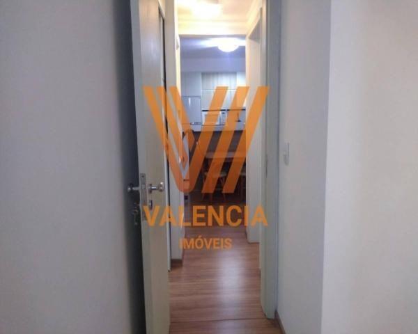 Apartamento 2 quartos c/ Suíte, 1 vaga no Novo Mundo - Spazio Cannes. - Foto 19