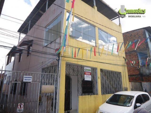 Casa com 5 dormitórios  - Lobato - Foto 3