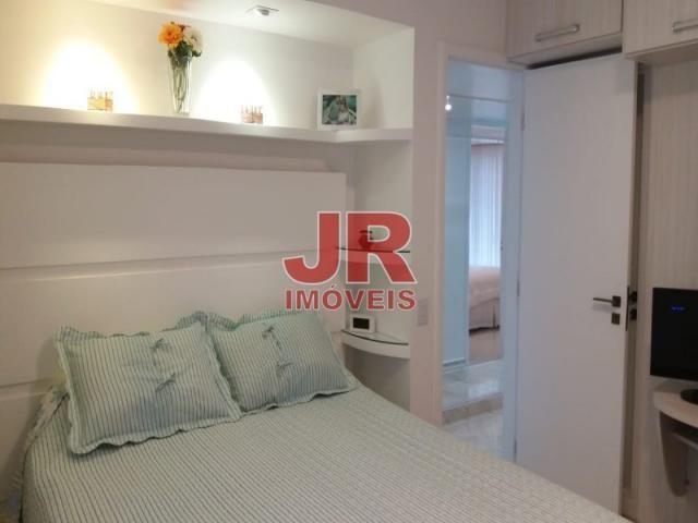 Apartamento 4 quartos, sala ampla, 2 suítes. Villa Nova - Cabo Frio-RJ - Foto 5