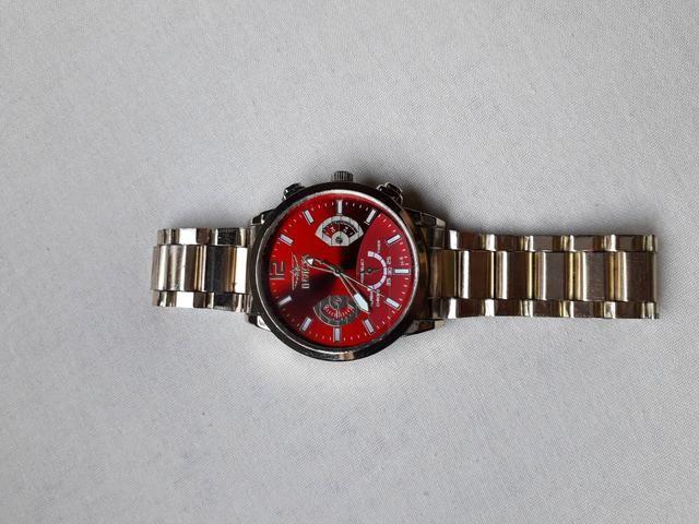 Vendo esse relógio invicta