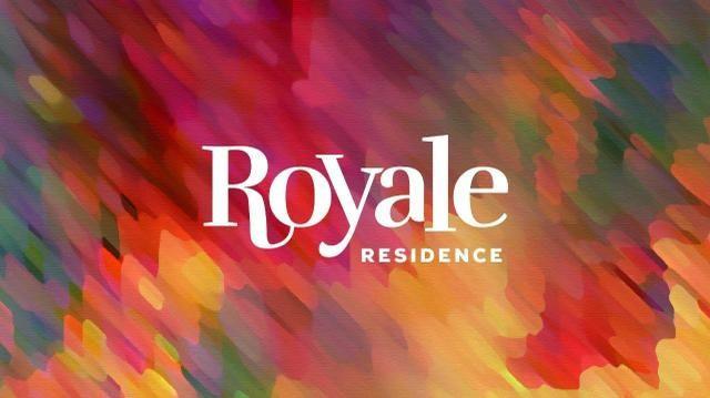 14- Royale Residence. Apto com Elevador e porcelanato. Entrada parcelada em até 40x
